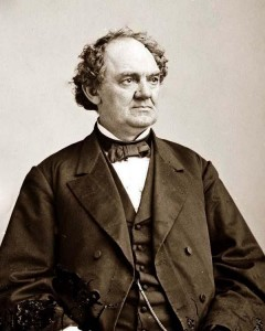 P.T Barnum 1810 - 1891