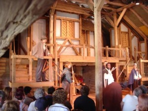Shakespeare at Winedale barn image